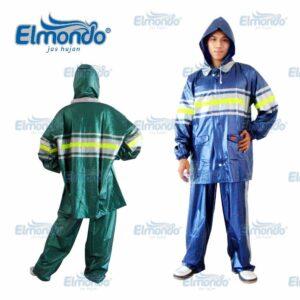 Jas Hujan Setelah Jaket Celana Elmondo 912 Fortuna