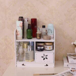 Rak Kosmetik Vintage Tempat Makeup Shabby Chic 569