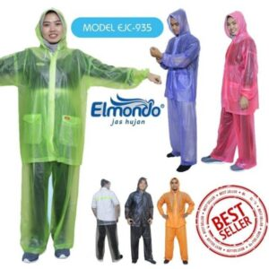 Jas Hujan Setelah Jaket Celana Elmondo Ceria 935