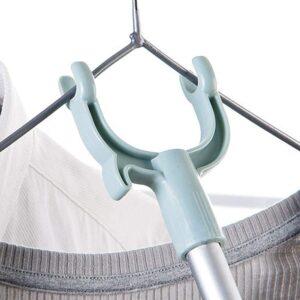 Tongkat Jemuran Pengait Baju Panjang