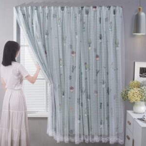 Tirai Jendela Velcro – Mudah Dipasang Tanpa Perlu Di Paku atau Bor