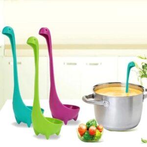 Centong Sendok Sayur dan Sup Model Dinosaurus