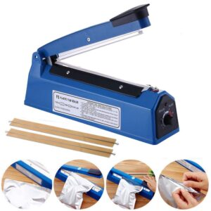 Mesin Press Plastik Besar 30 CM – Perekat Plastik Impulse Sealer 300 MM